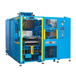 Compression Molding Machine (THP)