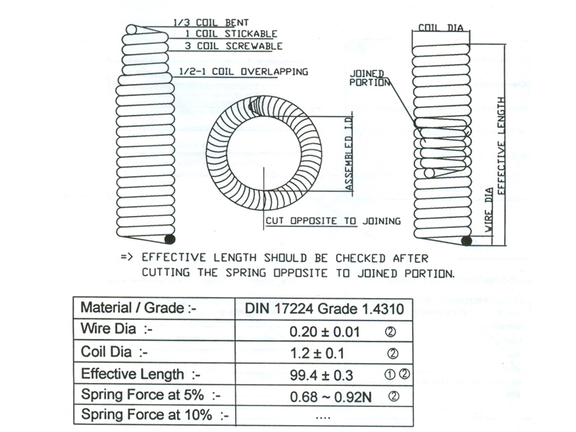 spring oil seal elements spring rubber part manufacturer l&j  at cos-gaming.co